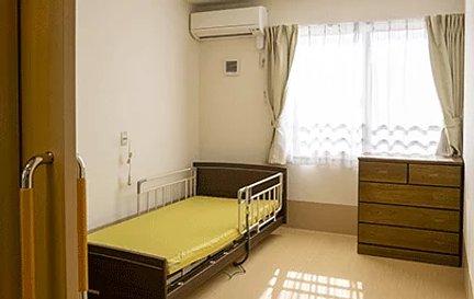 ヒューマンライフケア王禅寺グループホーム 居室