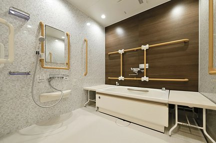 Villageリーシュ上石神井 浴室