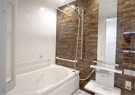 グランドマスト練馬桜台 浴室