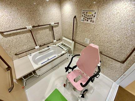 医療対応住宅ケアホスピス野津田 浴室