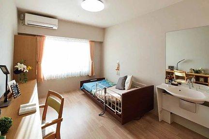 カルナス城野駅前 介護が必要な方にも安心の居室をご用意。 特徴画像