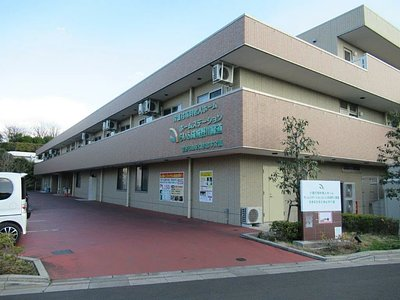 ホームステーションらいふ成城野川緑道